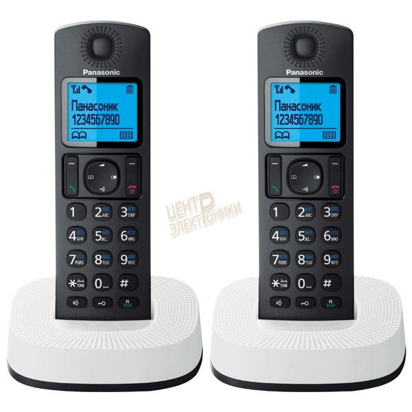 Телефон PANASONIC KX-TGC312RU2