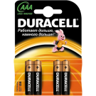 Батарейка DURACELL  AAA4